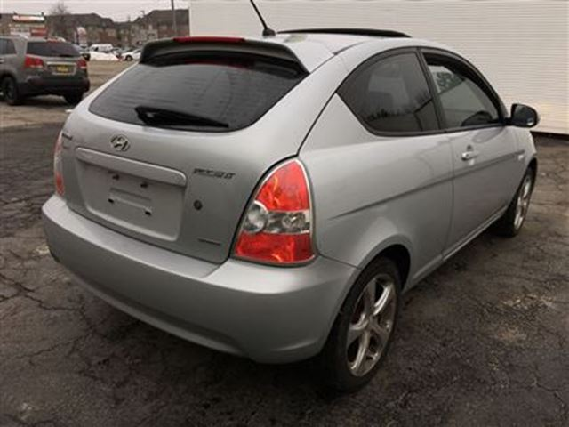 2011 Hyundai Accent Sport Automatic Sunroof
