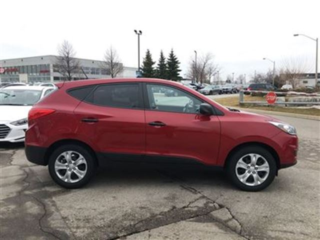 2014 hyundai tucson gl brampton ontario used car for sale 2731476. Black Bedroom Furniture Sets. Home Design Ideas