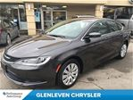 2016 Chrysler 200 DEMO FIRE SALE,3.49%, 9 Speed Auto in Oakville, Ontario