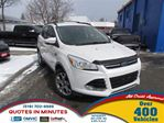 2013 Ford Escape SEL   NAV   LEATHER   AWD in London, Ontario