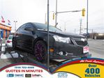 2012 Chevrolet Cruze LT   RS TURBO PKG   COLD AIR INTAKE   MUST SEE in London, Ontario