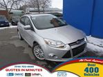 2012 Ford Focus SEL   LEATHER   ROOF   ALLOYS in London, Ontario