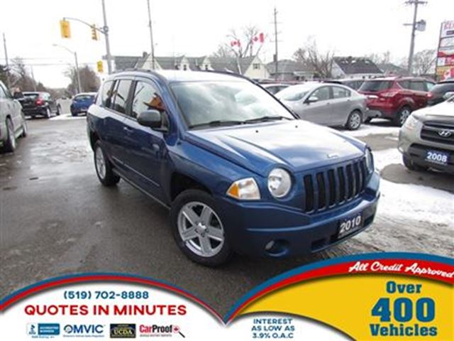 2010 JEEP COMPASS SPORT/NORTH in London, Ontario