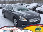 2012 Nissan Maxima SV   LEATHER   SUN ROOF   BACKUP CAM   HEATED SEAT in London, Ontario