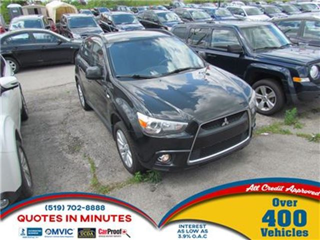 2011 MITSUBISHI RVR GT   PANORAMIC ROOF   HEATED SEATS in London, Ontario