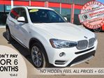 2016 BMW X3 xDrive28i in Bonnyville, Alberta