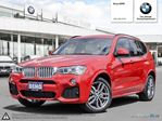 2016 BMW X3 xDrive35i in Newmarket, Ontario