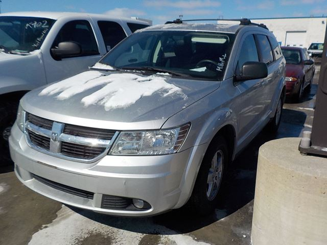 used cars dodge journey model make