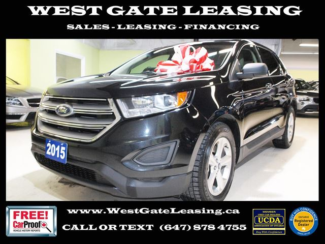 2015 FORD Edge AWD  ECOBOOST  in Vaughan, Ontario