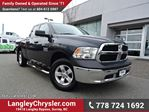 2013 Dodge RAM 1500 ST ACCIDENT FREE w/ 4X4, TOW PACKAGE & U-CONNECT BLUETOOTH in Surrey, British Columbia