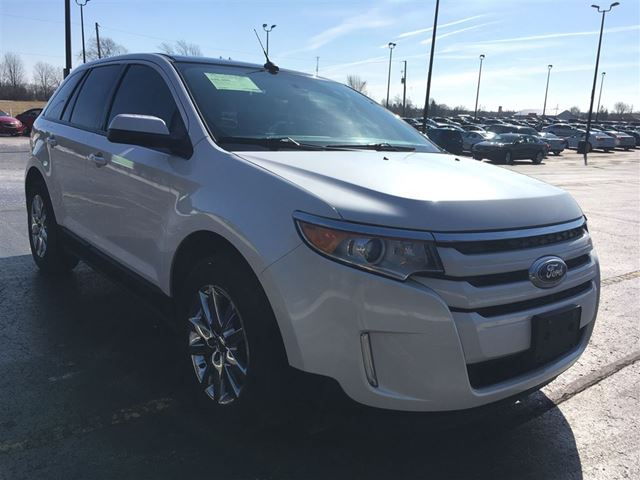 2013 ford edge sel ecoboost cayuga ontario used car for sale 2731222. Black Bedroom Furniture Sets. Home Design Ideas