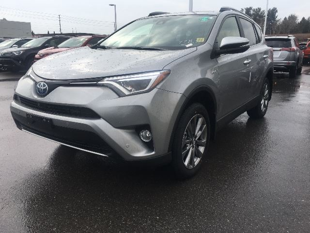 2017 toyota rav4 hybrid hybrid limited on sale now cobourg ontario car for sale 2731434. Black Bedroom Furniture Sets. Home Design Ideas