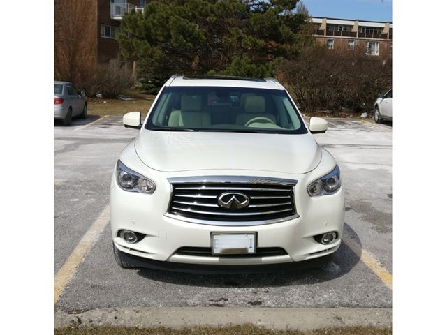 2014 infiniti qx60 awd 4dr hybrid premium mississauga ontario used car for sale 2731360. Black Bedroom Furniture Sets. Home Design Ideas
