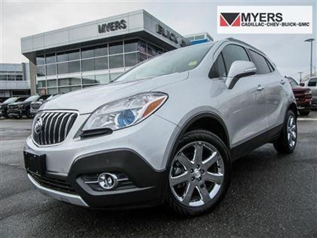 2016 buick encore premium ottawa ontario used car for sale 2731416. Black Bedroom Furniture Sets. Home Design Ideas