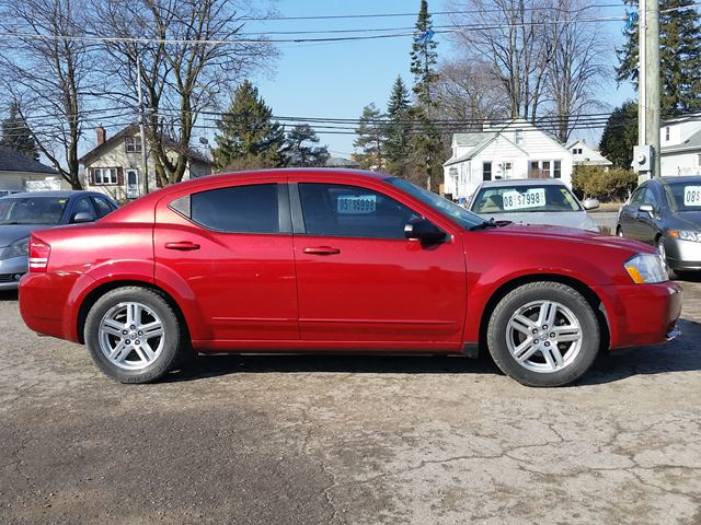 2009 dodge avenger sxt oshawa ontario used car for sale 2731060. Cars Review. Best American Auto & Cars Review