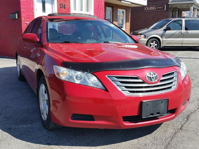2007 toyota camry hybrid oshawa ontario car for sale. Black Bedroom Furniture Sets. Home Design Ideas