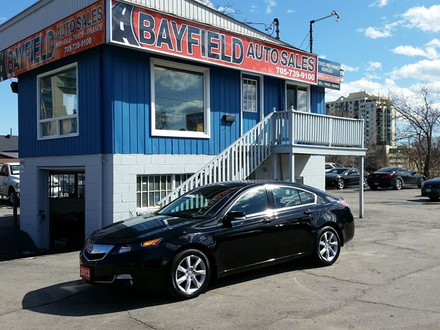 2013 ACURA TL **Leather/Sunroof/Only 41k!** in Barrie, Ontario