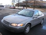 1998 Toyota Camry 1998 Toyota Camry LE AUTO,LTHR, 12M.WRTY+SAFETY $2990 in Ottawa, Ontario