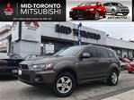 2012 Mitsubishi Outlander ES **one owner, low kms in Toronto, Ontario