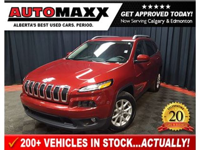 2016 JEEP Cherokee North 4X4! in Calgary, Alberta