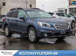 2015 Subaru Outback 2.5i Touring Sunroof Camera Bluetooth Alloys in Bolton, Ontario