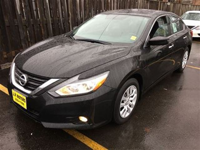 2016 nissan altima 2 5 s automatic back up camera burlington ontario used car for sale. Black Bedroom Furniture Sets. Home Design Ideas