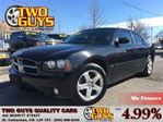 2010 Dodge Charger SXT AWD NICE TRADE IN!! in St Catharines, Ontario
