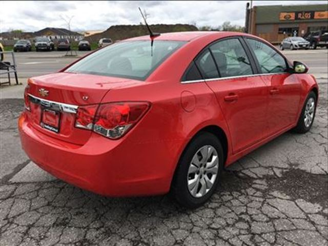 2014 chevrolet cruze 1lt cruise control nice clean car st catharines ontario used car for. Black Bedroom Furniture Sets. Home Design Ideas