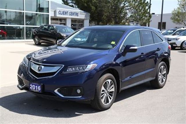 2016 ACURA RDX Elite Package in London, Ontario