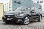 2016 Infiniti Q50 AWD, Drive Assist! Blind Spot & Navigation! in Mississauga, Ontario
