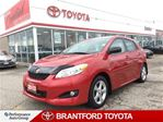 2013 Toyota Matrix 26444 Original KM's!!, One Owner, Just Traded In, in Brantford, Ontario