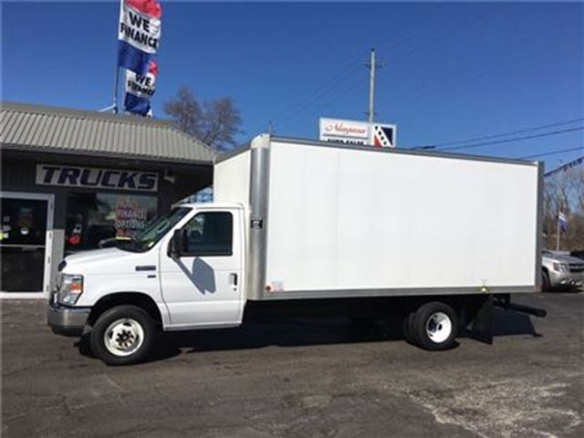 2013 Ford Econoline E450 CUBE !! WE FINANCE HERE !! in Welland, Ontario