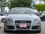 2010 Audi TT 2.0T - BLUETOOTH, HEATED SEATS, ACCIDENT-FREE in Scarborough, Ontario