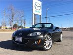2012 Mazda MX-5 Miata  GT - BLUETOOTH, HEATED LEATHER SEATS, ACCIDENT-FRE in Scarborough, Ontario