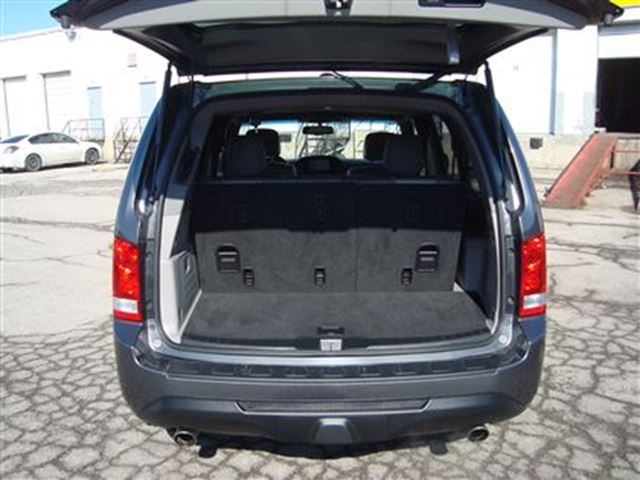 2012 honda pilot ex l with navigation fully loaded leather toronto ontario used car for. Black Bedroom Furniture Sets. Home Design Ideas