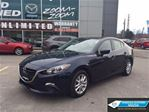2014 Mazda MAZDA3 GS / SKYACTIV / BACK UP CAMERA / BLUETOOTH!!! in Toronto, Ontario