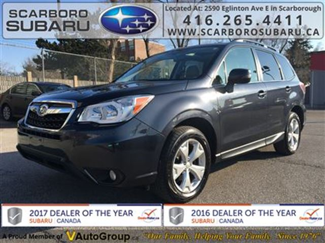 2014 Subaru Forester Limited Pkg From 1 9 Financing
