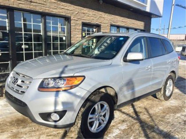 2010 Hyundai Santa Fe Gls Awd 3 5 Loaded 95k Silver