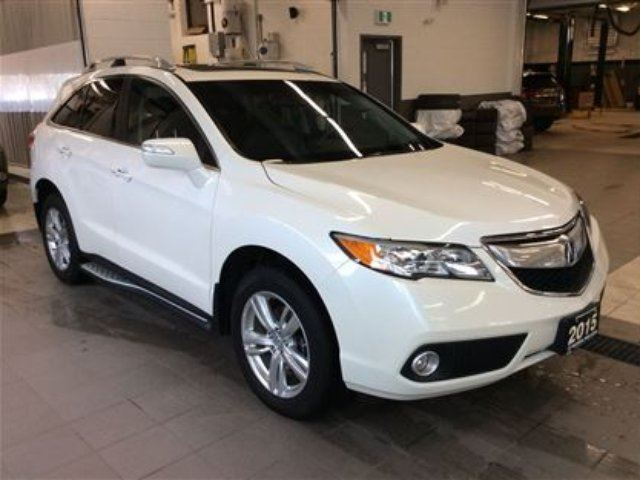 2015 acura rdx awd limited time specal offer thunder bay ontario used car for sale 2731818. Black Bedroom Furniture Sets. Home Design Ideas