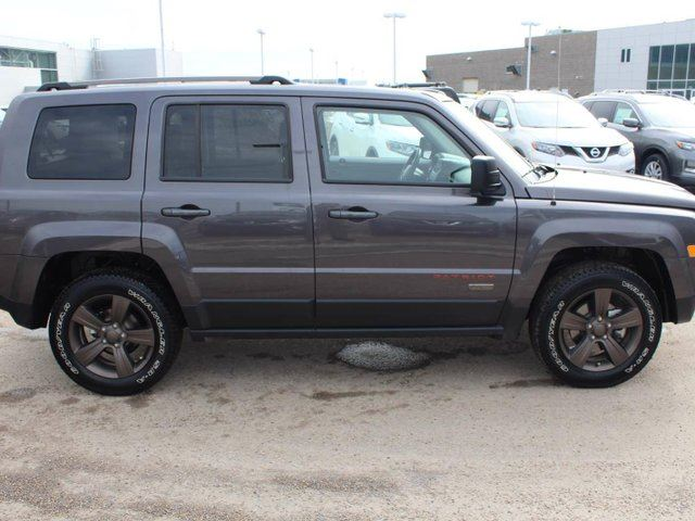 2016 jeep patriot sport edmonton alberta used car for. Black Bedroom Furniture Sets. Home Design Ideas