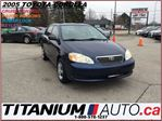 2005 Toyota Corolla LE+Keyless+Cruise Control+Power Windoes & Locks+++ in London, Ontario
