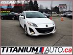 2010 Mazda MAZDA3 GT+Heated Leather Seats+BlueTooth+Sunroof+HID Ligh in London, Ontario