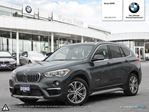 2017 BMW X1 xDrive28i in Newmarket, Ontario