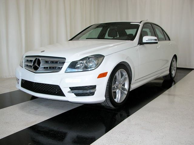 2013 mercedes benz c class c 300 4matic winnipeg for 2013 mercedes benz c class c 300 4matic
