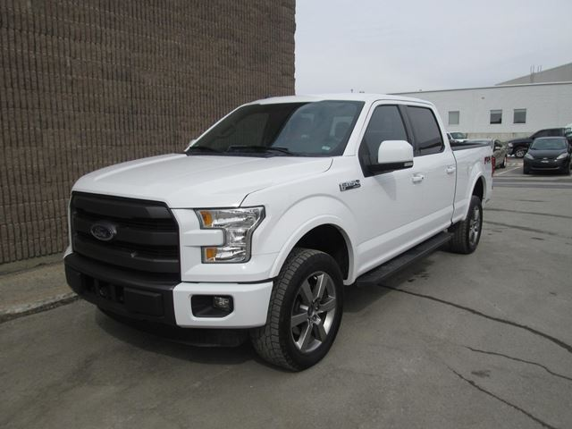 2015 ford f 150 lariat gatineau quebec used car for sale 2731668. Black Bedroom Furniture Sets. Home Design Ideas