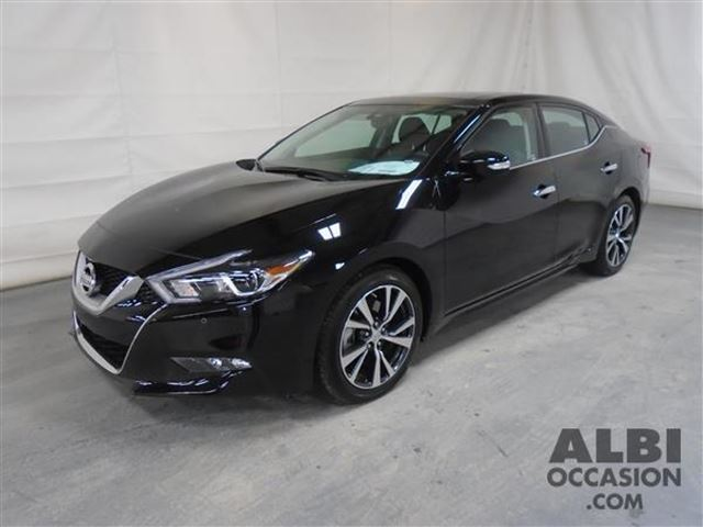 2016 nissan maxima sl cuir toit pano nav mascouche quebec used car for sale 2732129. Black Bedroom Furniture Sets. Home Design Ideas