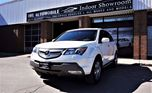 2009 Acura MDX TECH PKG NAVI BACK-UP DVD NO ACCIDENT in Mississauga, Ontario