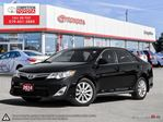 2014 Toyota Camry XLE One Owner, No Accidents, Toyota Serviced in London, Ontario