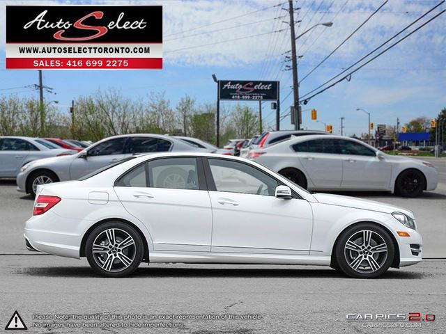 2014 mercedes benz c class 4matic c300 awd only 73k for Mercedes benz scarborough