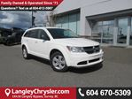 2016 Dodge Journey CVP/SE Plus ACCIDENT FREE w/ U-CONNECT BLUETOOTH in Surrey, British Columbia
